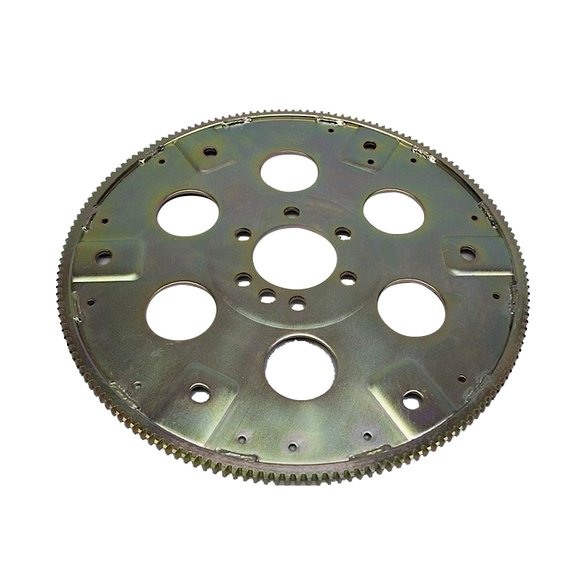 10-015 - STEEL 168-TOOTH EXTERNAL BALANCE FLEXPLATE CHEVY 70-80 383/400 Image