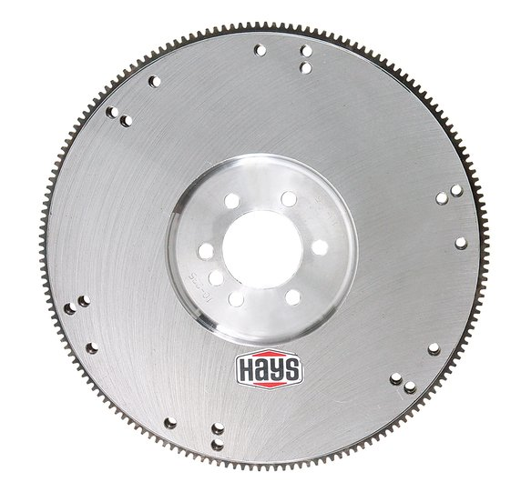 10-235 - Flywheel - 168 Tooth - 31 lbs - Chevy 454 - External Balance - Steel - Bolts Included Image