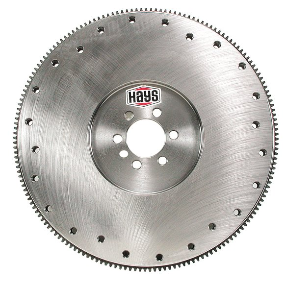 10-530 - Flywheel - 153 Tooth - 30 lb - Small Block Chevy 1986-1993 - External Balance - Bolts Included Image