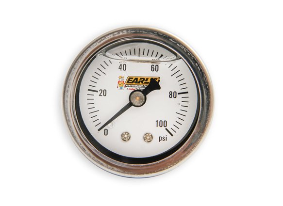 100187ERL - Earls Pressure Gauge Image