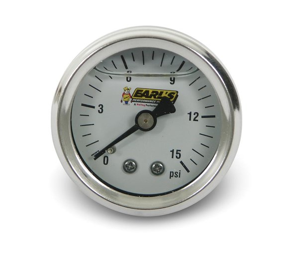 100189ERL - Earls Fuel Pressure Gauge Image