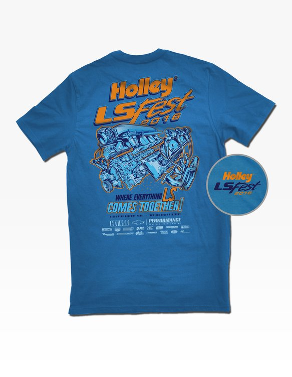 10079-SMHOL - Holley LS Fest T-Shirt Image