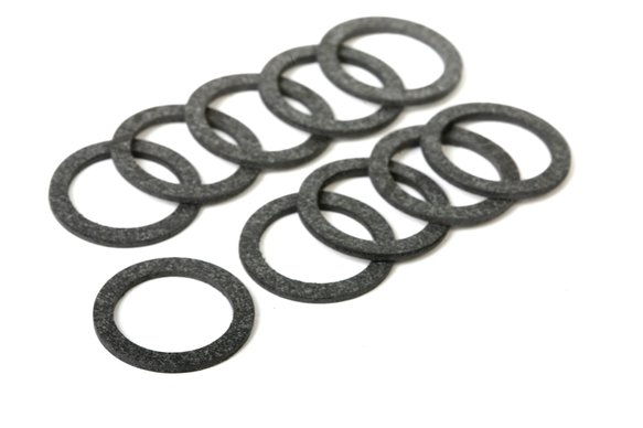 8-25QFT - Non-Stick Power Valve Gasket Image