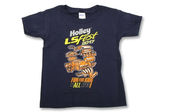 10124-SMHOL - Holley LS Fest Fun for Kids T-Shirt Image