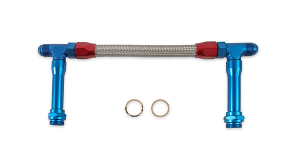 101276ERL - Earls Billet Fuel Line Kit Image