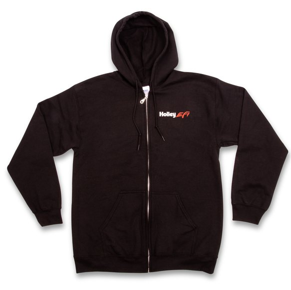 10134-2XHOL - Holley EFI Zip Up Hoodie Image