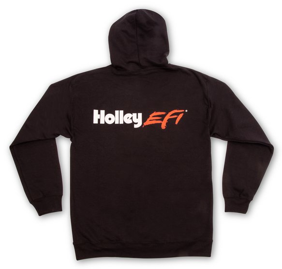 10134-3XHOL - Holley EFI Zip Up Hoodie - additional Image