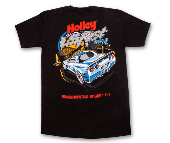 10179-3XHOL - Holley LS Fest 2018 Grand Champion T-Shirt Image