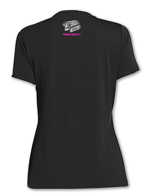 10217-LGHOL - Ladies Holley LS Fest Performance Tee - additional Image