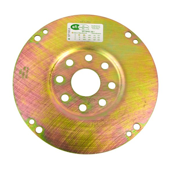 10231 - Flexplate, 8 Bolt Crank for A727 A904 - 62 & Later Internally Image