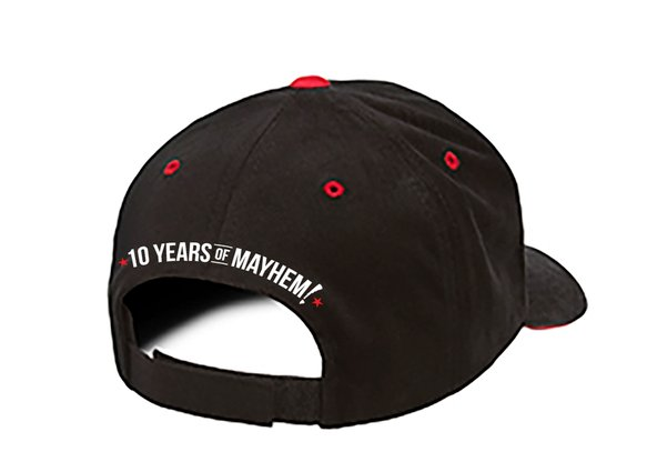 10233HOL - Holley LS Fest 10 Year Anniversary Cap - additional Image