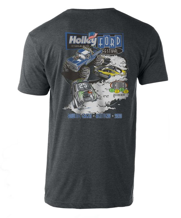 10271-2XHOL - 2020 Ford Fest Big Foot Tee Image
