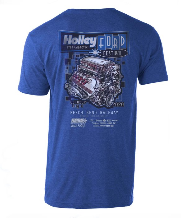10273-XLHOL - 2020 Ford Fest Main Event Tee Image