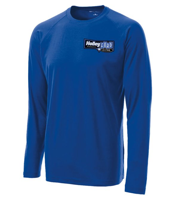 10278-XLHOL - 2020 Ford Fest Performance Long Sleeve Tee Image