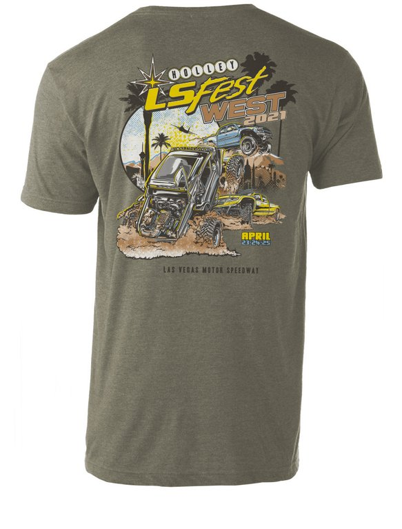 10287-MDHOL - 2021 LS Fest West Off Road Tee Image