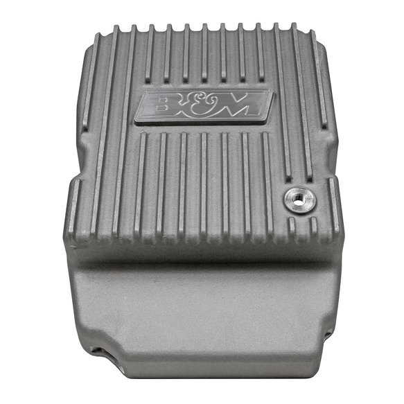 10300 - B&M Hi-Tek Deep Trans Pan for Chrysler, Dodge & Jeep NAG-1 Transmissions - additional Image