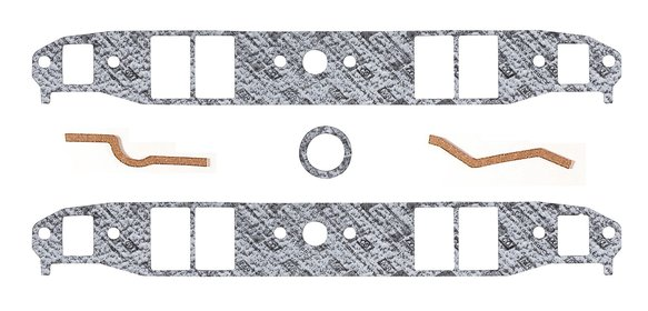 106 - Intake Manifold Gasket Set - Performance - 262-400 Chevrolet Small Block Gen I 1955-91 Image