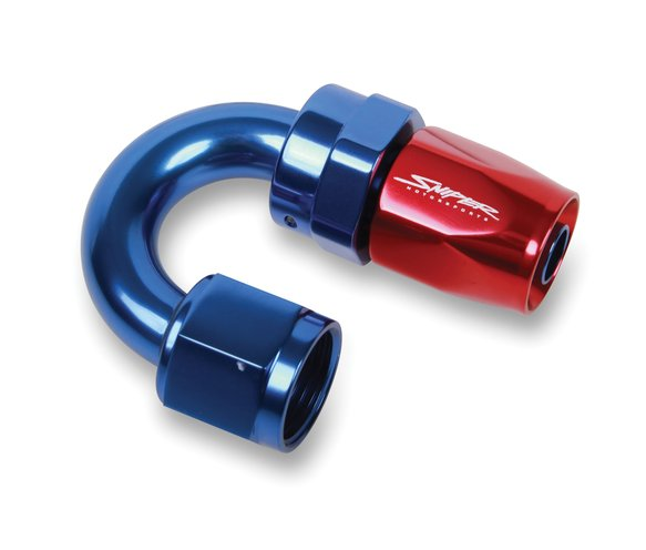 10701121 - -12 180° Swivel Hose End Image