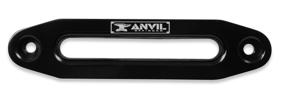 1070AOR - Anvil - Aluminum Fairlead - Black Image
