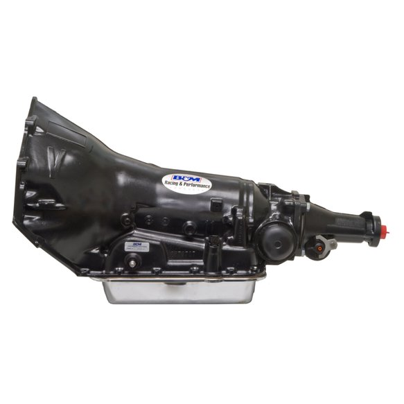 107104 - B&M Traveler Automatic Transmission - 4WD 700R4/4L60 Image