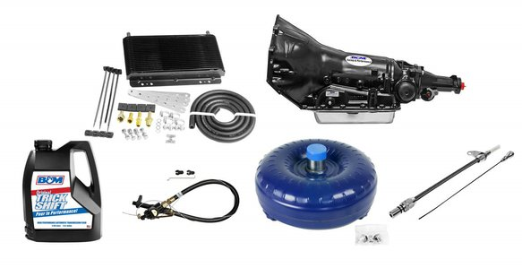 107106 - B&M Holeshot 2400 Automatic Transmission Package - GM 700R4 Image