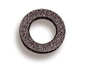 8-40QFT - Fuel bowl screw gasket - standard fiber Image