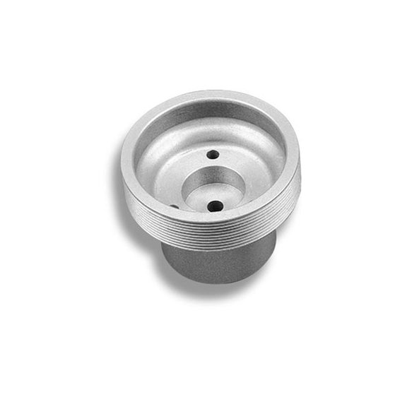 6811WIN - Weiand 142 & 177 Powercharger Drive Pulley - 10-Rib, 6