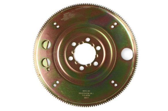 11-022 - STEEL 164 TOOTH EXTERNAL BALANCE FLEXPLATE 71-77 AMC/JEEP 304-401 & 69-88 L6 Image