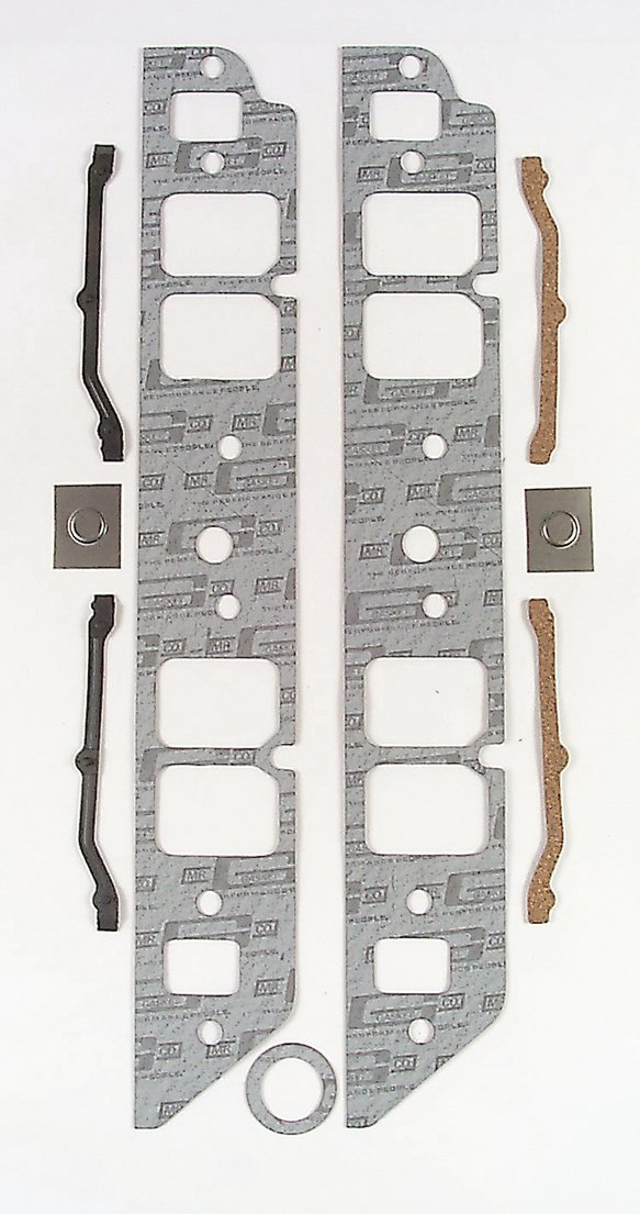 110 - Intake Manifold Gasket Set - Performance - 396-454 Chevrolet Big Block Mark IV 1965-90 Image