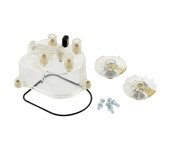 11069 - Distributor Cap - Acura / Honda - Kit - Clear Image