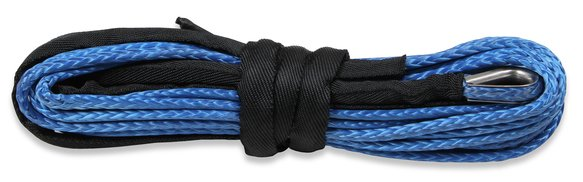 1110AOR - Anvil - Synthetic Rope - 6 mm x 49 Feet - Blue Image