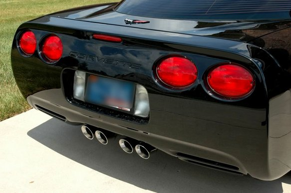 11145FLT - Flowtech C5 Corvette Axle-Back Exhaust System - additional Image