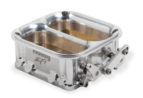 112-593 - Holley EFI Dominator Flange Throttle Body Image