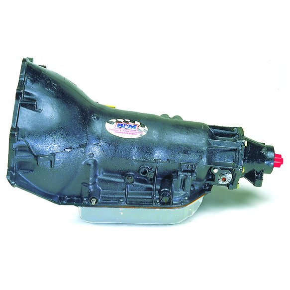 112002 - B&M Street/Strip Automatic Transmission - Chevrolet TH400 Image