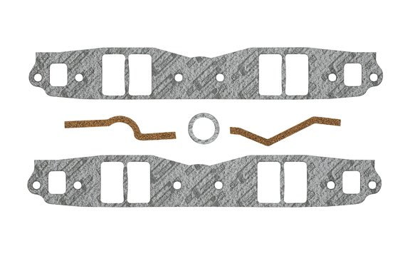 113 - Intake Manifold Gasket Set - Performance - 262-400 Chevrolet Small Block Gen I 1955-91 Image