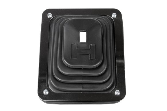 1144580 - Hurst Shifter Boot, B-4 Boot and Plate Image