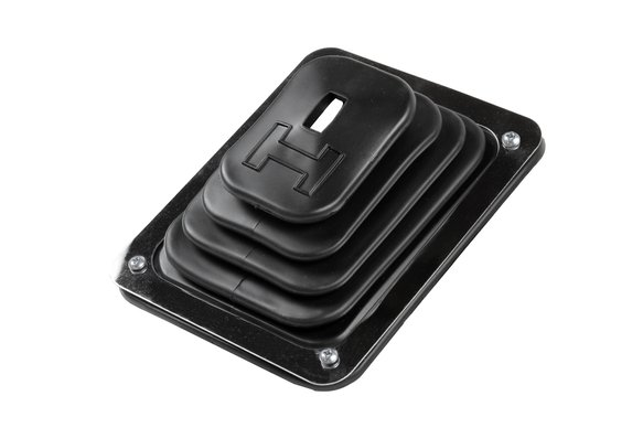 1144580 - Hurst Shifter Boot, B-4 Boot and Plate - additional Image