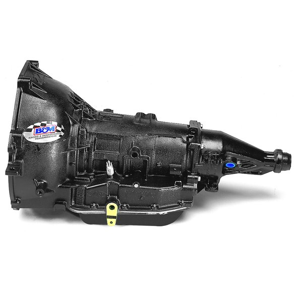 114501 - B&M Street/Strip Automatic Transmission - Ford AOD (289,302,351C) Image