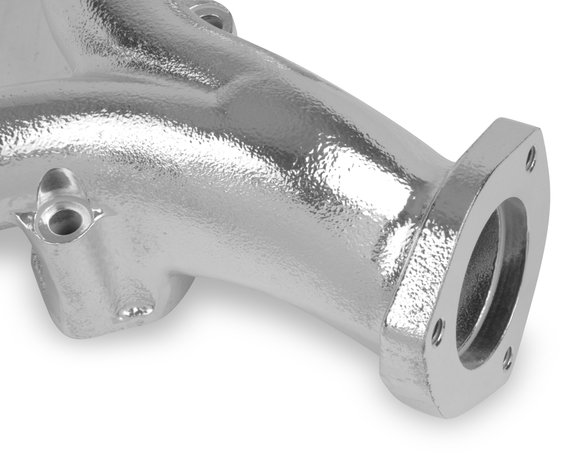 11704-1FLT - Flowtech Rams Horn Exhaust Manifolds - Ceramic Coated - additional Image