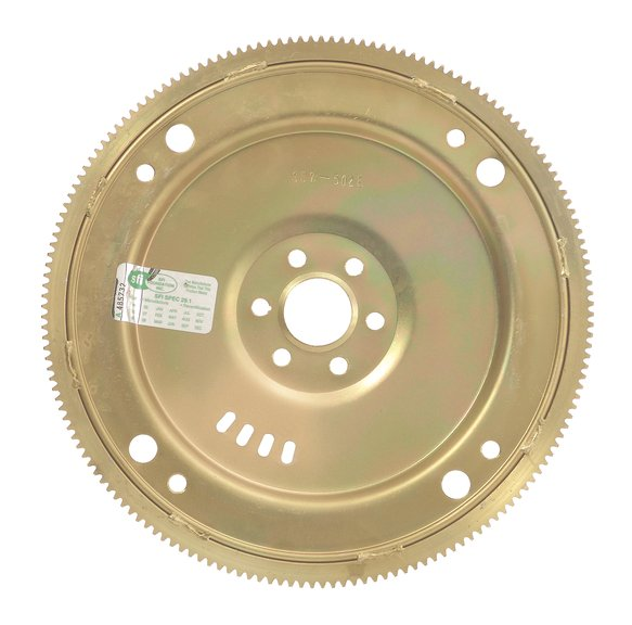 12-030 - STEEL 164-TOOTH 28OZ. EXTERNAL BALANCE FLEXPLATE 1968-80 SMALL BLOCK FORD V8 Image