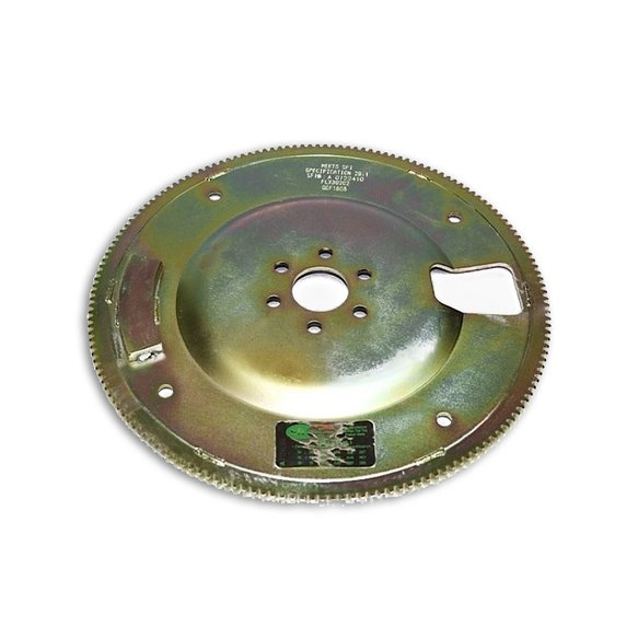 12-035 - STEEL 164 TOOTH EXTERNAL BALANCE FLEXPLATE FORD 302 82-95 Image