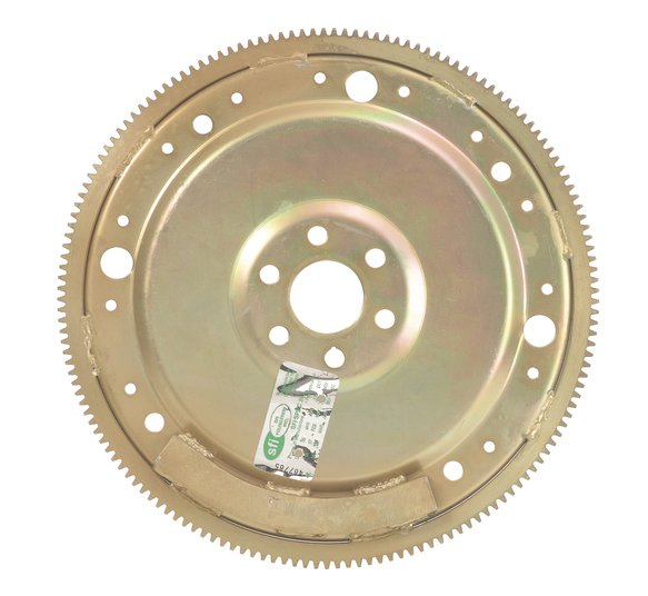 12-040 - STEEL 157-TOOTH 50OZ. EXTERNAL BALANCE FLEXPLATE 81-96 SMALL BLOCK FORD V8 Image