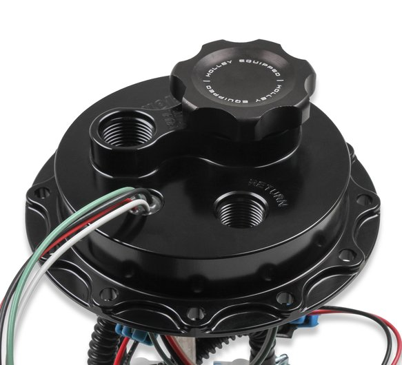 12-145 - Holley Fuel Cell EFI Pump Module Assembly - additional Image