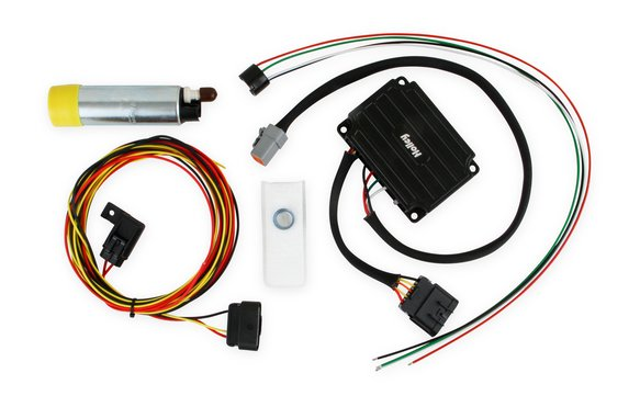 12-767 - VR1 Series Brushless Fuel Pump w/Controller Quick Kit Image