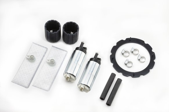12-932 - 255 LPH Forced Induction Dual In-Tank Fuel Pump Kit Image