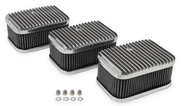 120-105 - 3X2 AIR CLEANERS & FILTERS, SET OF 3 Image
