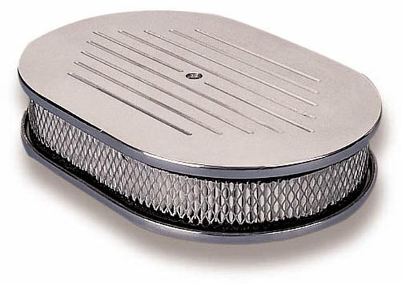 120-141 - Custom Oval Air Cleaner Image