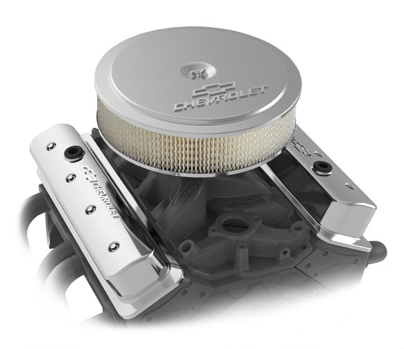 120-214 - GM Muscle Series Air Cleaner - Polished - additional Image