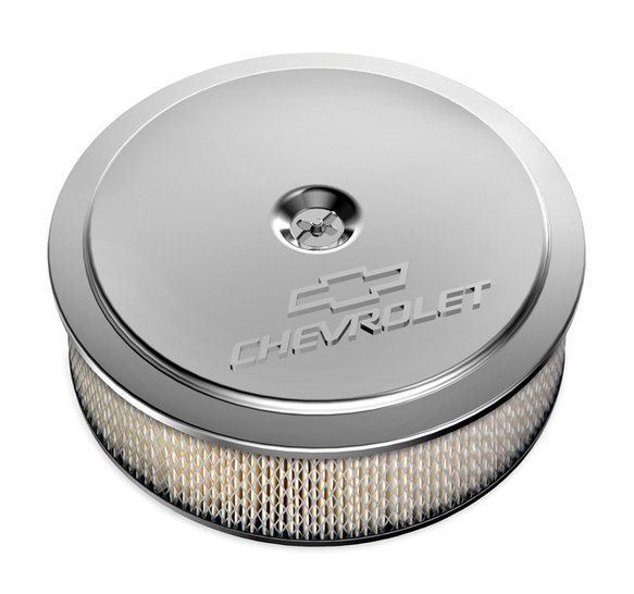120-215 - GM Muscle Series Air Cleaner - Polished Image