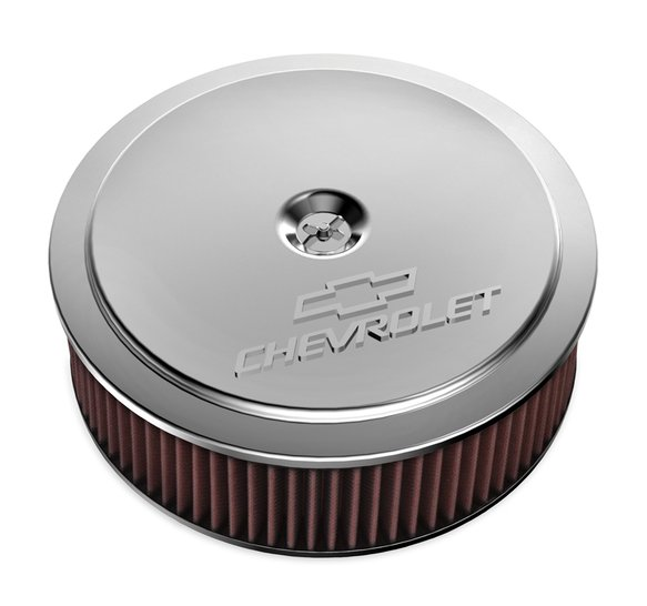 120-223 - GM Muscle Series Air Cleaner - Polished Image
